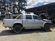 2006 Mitsubishi Triton MK GLX-R 2.8 Turbo Diesel 4X4 Gisborne Macedon Ranges Preview