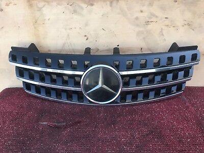 152 # Mercedes W164 ML550 ML350 ML63 Haube Grill Grills Radar Option Oem