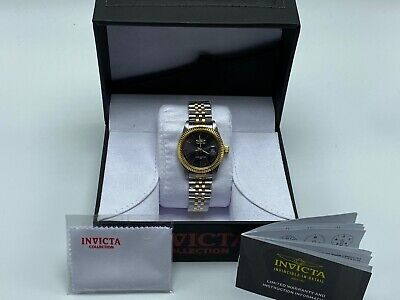 NEW Invicta Specialty 32135 Unisex 36mm Two Tone S/Steel Watch