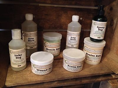 SH AROMATHERAPY NATURAL PRODUCTS