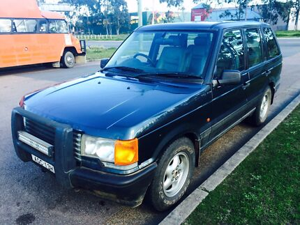 1995 Land Rover Range Rover HSE Adamstown Newcastle Area Preview