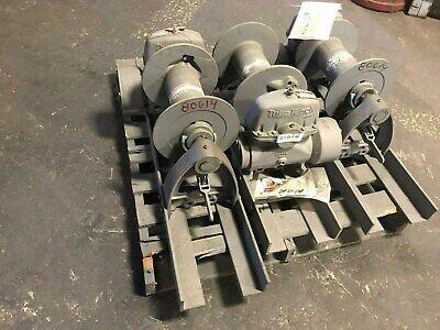 Tulsa Winch 15000 Lbs Line Pull Hydraulic Worm Gear New H10-sllfo