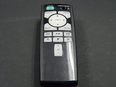NISSAN INFINITI JX35 Q60 QX56 REAR DVD Entertainment Remote Control REAR OEM