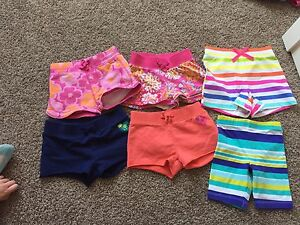 Shorts and tanks - 4T