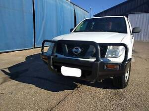 2006 Nissan Navara Ute Alice Springs Alice Springs Area Preview
