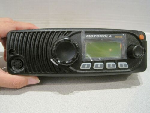 Motorola XTL 1500 Front Display
