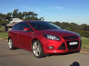 2012 Ford Focus Titanium Hatchback with all the Extras! Newcastle Newcastle Area Preview