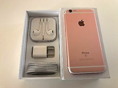 Apple iPhone 6S 64GB Rose Gold Unlocked New Other