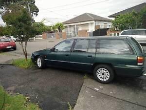 1999 Holden Commodore wagon Brunswick Moreland Area Preview