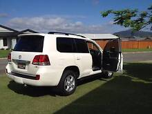 """5 x 18"""" wheels and tyres to suit Toyota Land Cruiser Wagon Marian Mackay Surrounds Preview"""