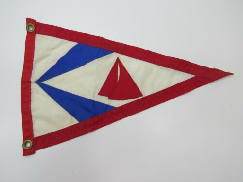 13 X 20 NYLON FLAG YACHT CLUB SAILBOAT SHIP BOAT SIGNAL (C2.5B420)