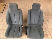 Bucket seats cloth trim excellent condition Flagstaff Hill Morphett Vale Area Preview