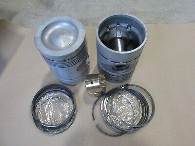 .125 Oversize Piston And Rings Set For John Deere 70 720 730 80 820 830 Diesels