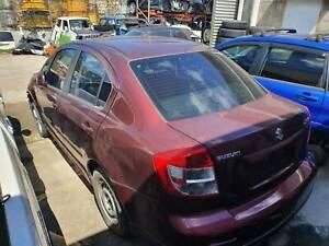 2008 SUZUKI SX4 WRECKING Yatala Gold Coast North Preview