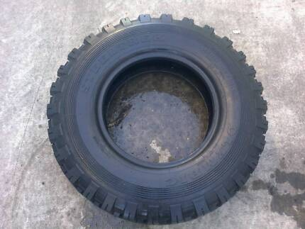 Miltary landrover tyres 7.5R16 near new tread Capalaba Brisbane South East Preview