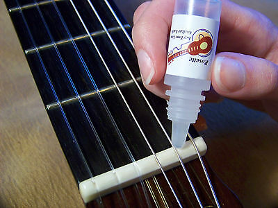World's Best Lube for Nut and Strings performance, Electric Guitar & Bass