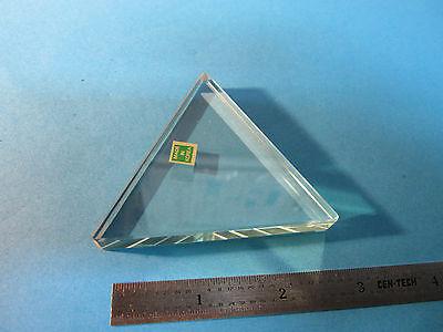 Optical Triangular Prism Equilateral Laser Optics Made In Korea Bin23