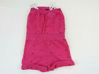 Nautica Kids Toddler Girl Pink Romper Size 3T
