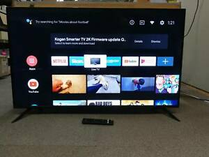 "Kogan 43"" Smart TV Bendigo Bendigo City Preview"