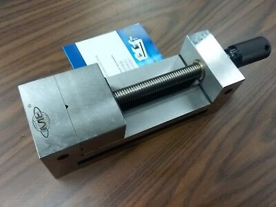 3-12x10 Screw Type Tool Makers Precision Vise W. Screw Vise 705-312- New