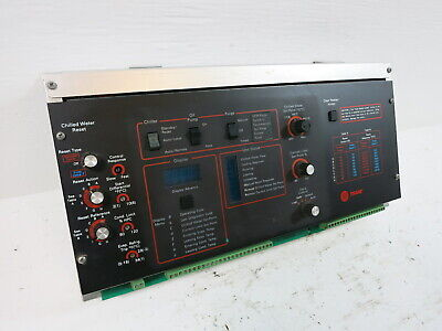 Trane X13650345-05 Chiller Display Operator Interface Module Plc