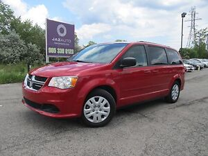 2015 Dodge GRAND CARAVAN SXT CLEAN CAR PROOF ALMOST NEW LOW MILE