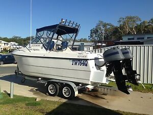 5.2M KEVALCAT OFFSHORE, FOUR STROKES, EXCELLENT CONDITION $59,990 Maroochydore Maroochydore Area Preview