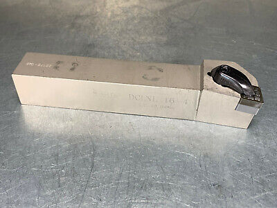 Iscar Dclnl 16-4 Indexble Lathe Tool Holder 1 Sq. Shank 6 Oal Isoturn