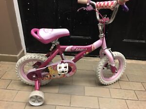 Barbie girls bike