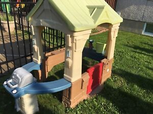 Maisonnette step 2 great outdoors play house