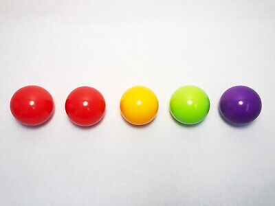 NEW Playskool 5 Replacement Popper Set for Elefun Busy Ball Poppers Chase 'n Go](Ball Poppers)
