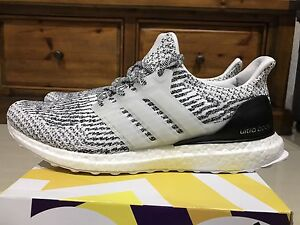 Adidas Ultra Boost Oreo / Zebra size 11 Busby Liverpool Area Preview