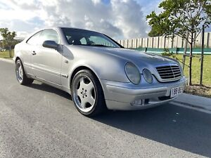 98 Mercedes CLK 320 elegance low kms