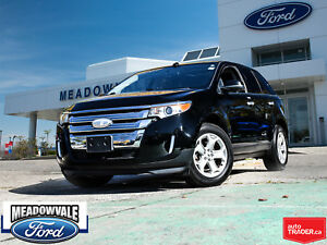 2011 Ford Edge SEL,SUNROOF,LEATHER