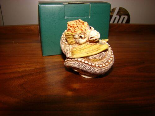Ouroboros Harmony Kingdom Dragon New in Box very Rare TJDLDR Made in England