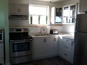 2 bedroom apt. Main floor house. Separate dwelling. for rent