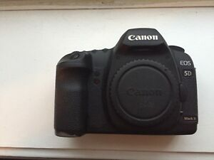 Canon 5D mkii with 2.5 Yr Warranty Remaining