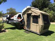 Tracker Trailer TVAN Camper trailer Trangie Narromine Area Preview
