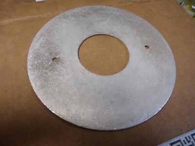 Advance Clarke Oem Part 68613a Plate Drum End Ez-8