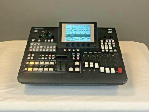 Panasonic AG-HMX100 HD/SD Digital A/V Mixer Switcher AG-HMX100P
