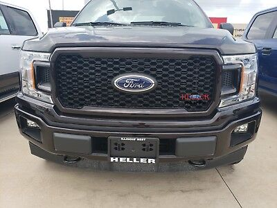2018 FORD F-150 Magma Red Metallic OEM Genuine Ford Grille