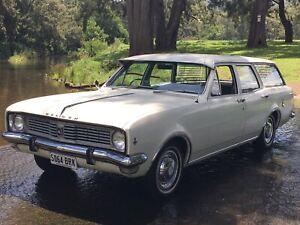 Ht Holden Kingswood Wagon