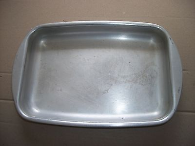 Vintage Small Priscilla Ware Aluminum Tray/Cookie Sheet For Toaster Oven 12 X 8