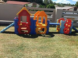 Kids jungle gym Boronia Heights Logan Area Preview