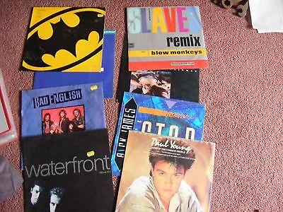 Assorted Vinyl 12 inch 1980s