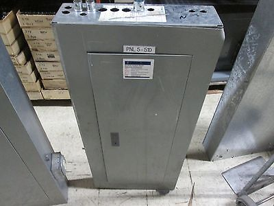 Siemens Main Breaker Panel S1c42bl100cts 250a Max 100a Main 208y120v 3p4w Used