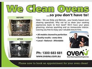 Oven cleaning North Lakes Pine Rivers Area Preview