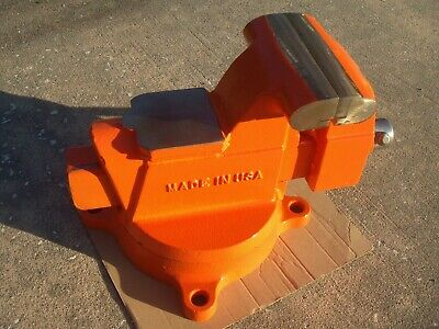 Bench Vise D46 6 Columbian Made In Usa