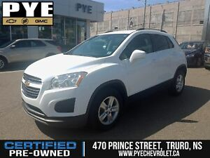 2016 Chevrolet Trax LT - A/C, CRUISE, ONLY 16,400kms!