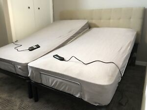 King Adjustable Bed - BRAND NEW